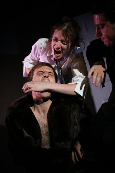 Rosalind Parker in The Duchess of Malfi, The King's Head, London
